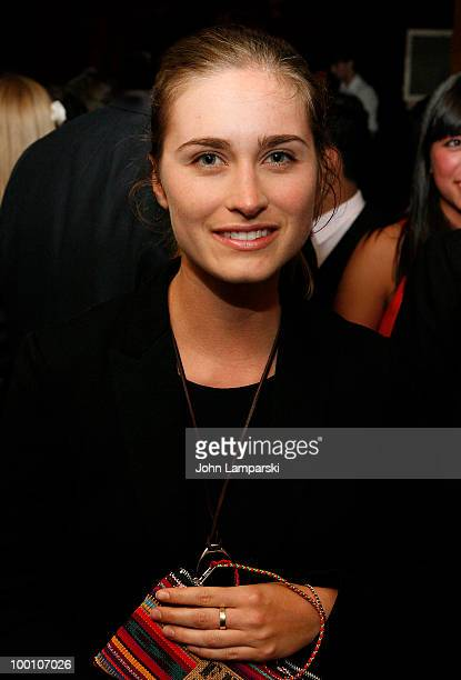 Lauren Bush attends The Pink Agenda's Annual Spring Gala at The Box on May 20 2010 in New York City