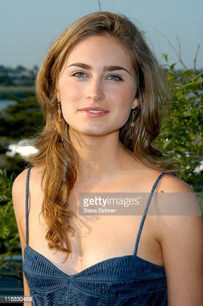 Lauren Bush during Hamptons Magazine Celebrates the Covers Featuring Elite Models Lauren Bush and Amanda Hearst at Bridgehampton Tennis and Surf Club...
