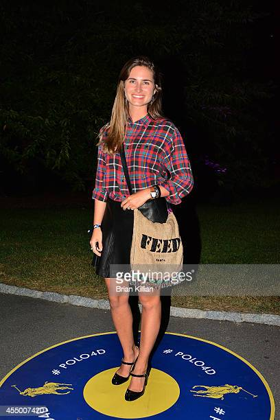Lauren Bush Lauren attends Polo Ralph Lauren For Women during MercedesBenz Fashion Week Spring 2015 at Cherry Hill in Central Park on September 8...