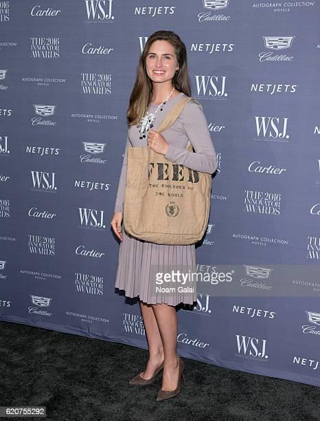 Lauren Bush Lauren attends the WSJ Magazine Innovator Awards at Museum of Modern Art on November 2 2016 in New York City