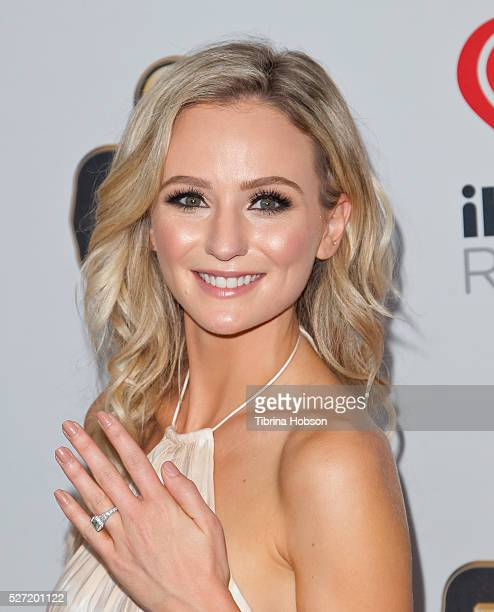Lauren Bushnell attends the 2016 iHeartCountry Festival at The Frank Erwin Center on April 30 2016 in Austin Texas