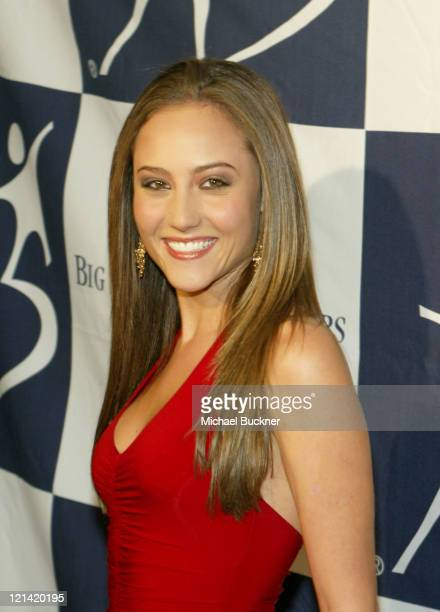 Lauren C Mayhew during Big Brothers Big Sisters of Greater Los Angeles Rising Stars 2004 Gala at The Beverly Hilton in Beverly Hills California...