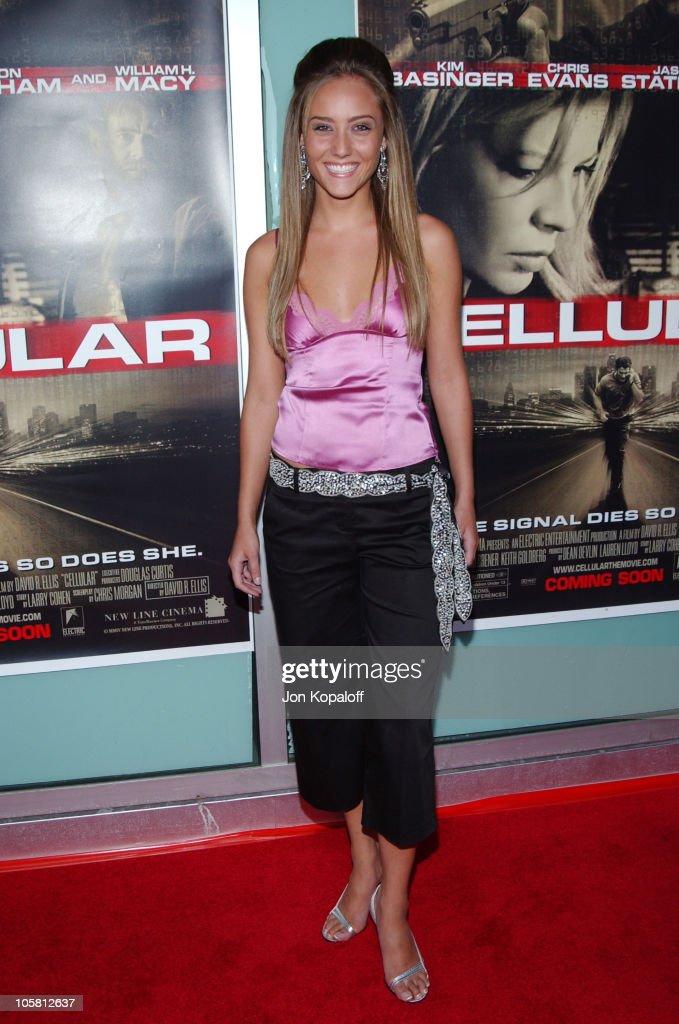 """""""Cellular"""" Los Angeles Premiere - Arrivals"""