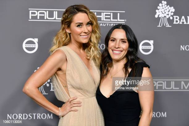 Lauren Conrad and Guest attends the 2018 Baby2Baby Gala Presented by Paul Mitchell at 3LABS on November 10 2018 in Culver City California