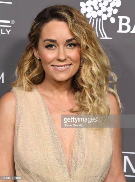 Lauren Conrad arrives at the The 2018 Baby2Baby Gala Presented By Paul Mitchell Event at 3LABS on November 10 2018 in Culver City California