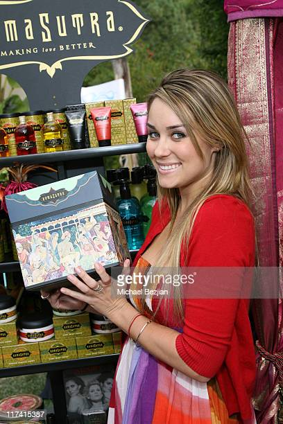 Lauren Conrad at Kama Sutra during 2007 Silver Spoon Golden Globes Suite Day 1 at Private Residence in Los Angeles California United States Photo by...