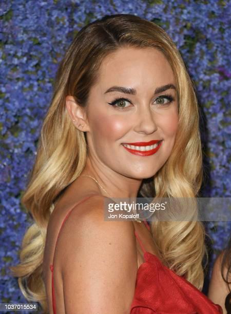 Lauren Conrad attends Caruso's Palisades Village Opening Gala at Palisades Village on September 20 2018 in Pacific Palisades California