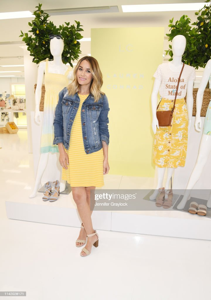 Kohl's LC Lauren Conrad Spring Collection Event : News Photo