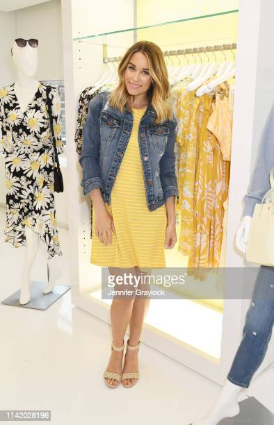 Lauren Conrad attends Kohl's LC Lauren Conrad Spring Collection on April 11 2019 in New York City