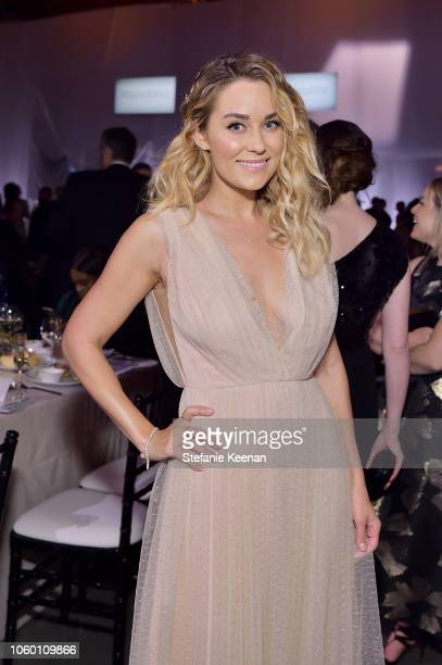 Lauren Conrad attends the 2018 Baby2Baby Gala Presented by Paul Mitchell at 3LABS on November 10 2018 in Culver City California