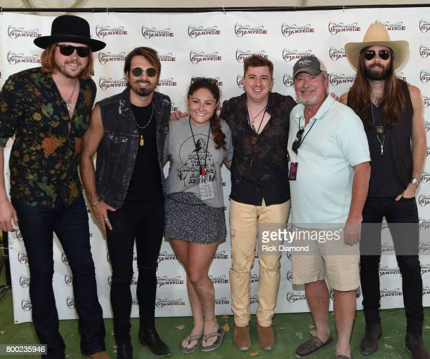 Lauren Cunningham Artists Relationds - Country Stampede and Gil Cunningham Neste Events/Promotor Country Stampede with A Thousand Horses band Michael...