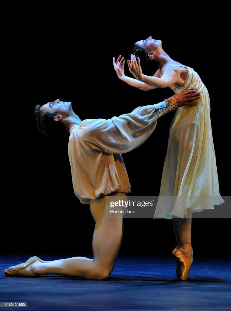 Annette Page: A Tribute To A Ballerina At The Linbury Theatre : News Photo