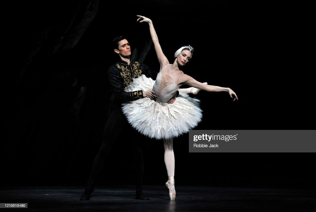 "Liam Scarlett's ""Swan Lake"" At The Royal Opera House : News Photo"