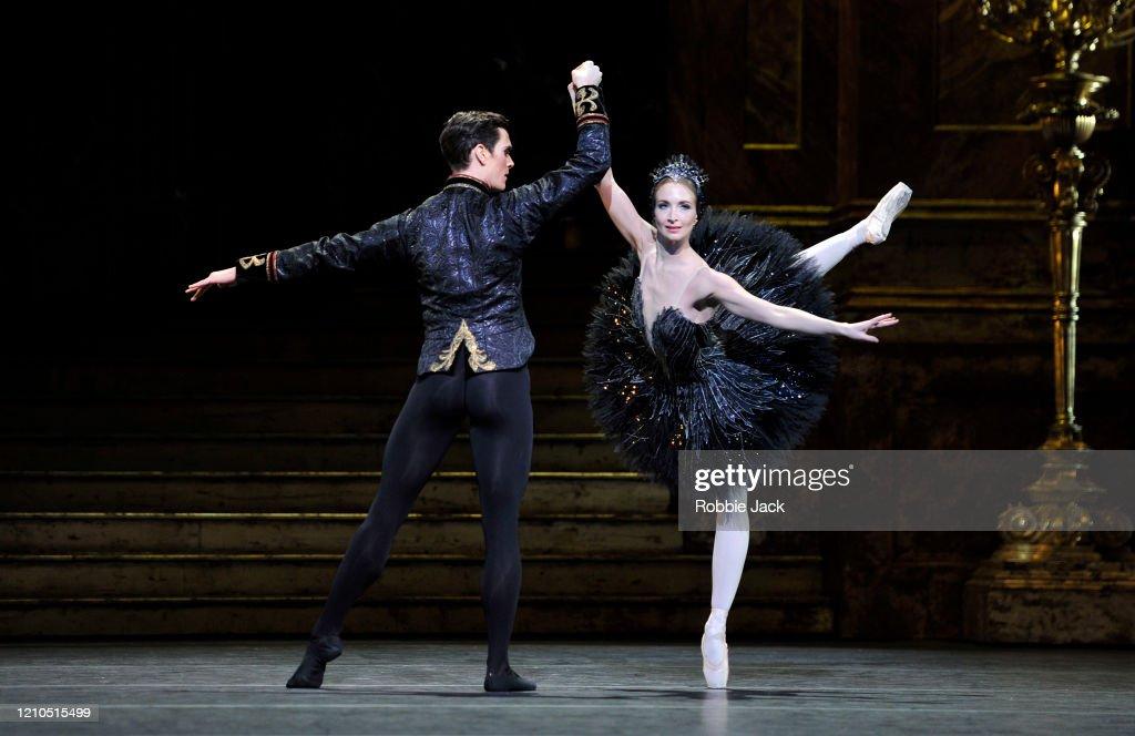 "Liam Scarlett's ""Swan Lake"" At The Royal Opera House : News Photo"