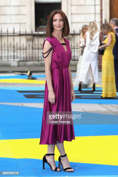 Lauren Cuthbertson attends the Royal Academy of Arts Summer Exhibition Preview Party at Burlington House on June 6 2018 in London England