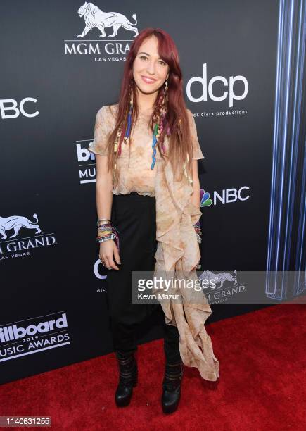 Lauren Daigle attends the 2019 Billboard Music Awards at MGM Grand Garden Arena on May 1, 2019 in Las Vegas, Nevada.