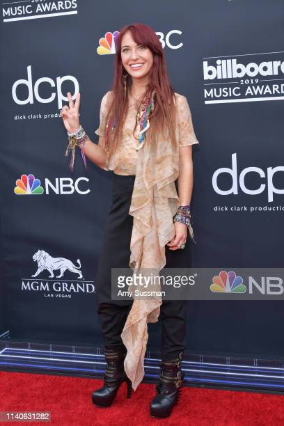 Lauren Daigle attends the 2019 Billboard Music Awards at MGM Grand Garden Arena on May 1 2019 in Las Vegas Nevada