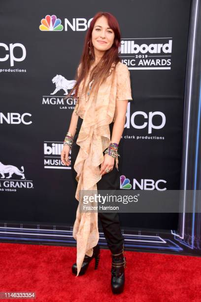 Lauren Daigle attends the 2019 Billboard Music Awards at MGM Grand Garden Arena on May 01 2019 in Las Vegas Nevada