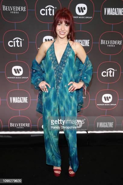 Lauren Daigle attends the Warner Music PreGrammy Party at the NoMad Hotel on February 7 2019 in Los Angeles California