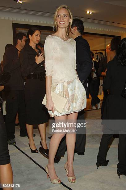 Lauren Davis attends GIAMBATTISTA VALLI Cocktail Party at BERGDORF GOODMAN hosted by Candy Pratts Price at Bergdorf Goodman on October 17 2006 in New...
