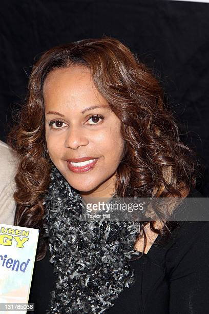 """Lauren Dungy promotes the new book """"You Can Be A Friend"""" at Bookends Bookstore on January 17, 2011 in Ridgewood, New Jersey."""