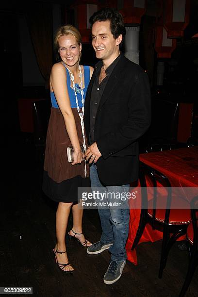 Lauren Dupont and Richard Dupont attend ABY ROSEN Birthday Celebration at Chinatown Brasserie on May 15 2006 in New York City