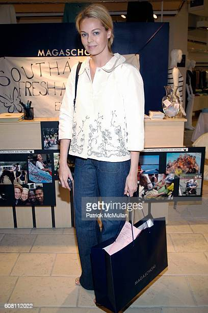 Lauren DuPont attends Magaschoni Fundraiser for The Center For Discovery at Magaschoni Showroom on April 19 2007 in New York City