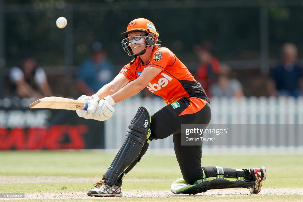 WBBL - Renegades v Scorchers