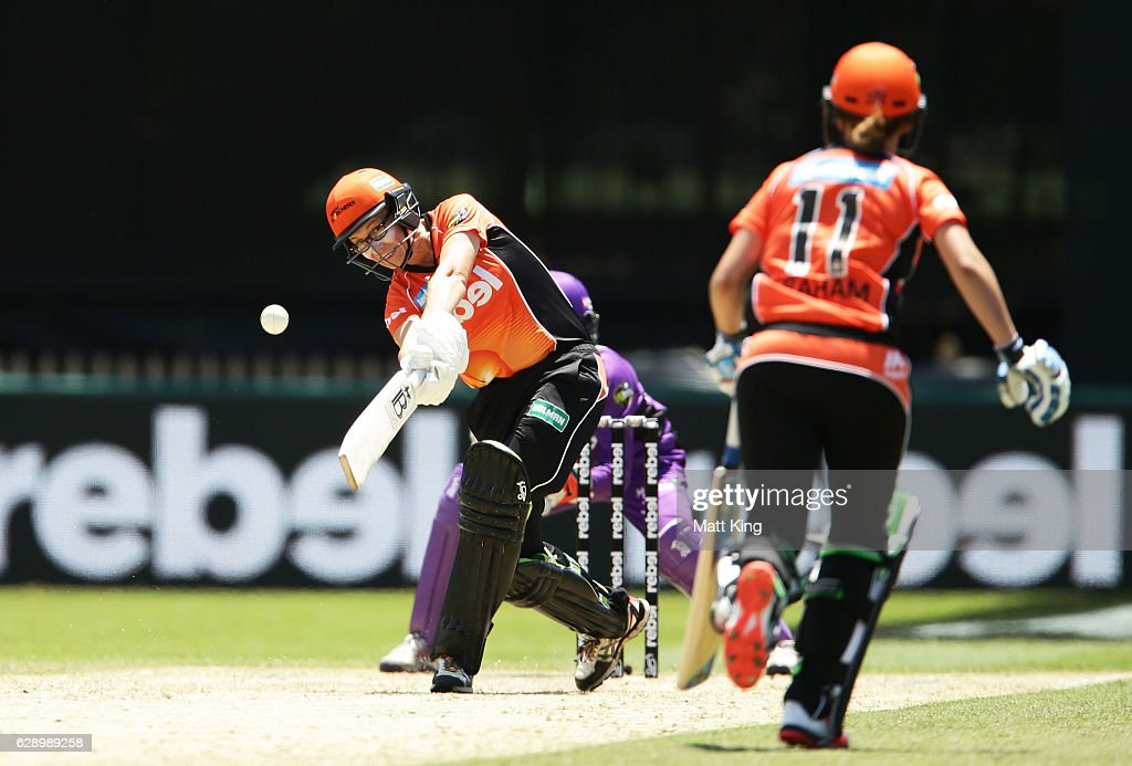 WBBL - Scorchers v Hurricanes