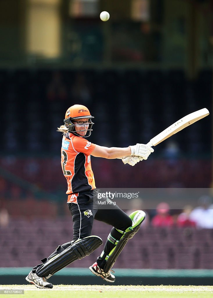 WBBL - Sixers v Scorchers