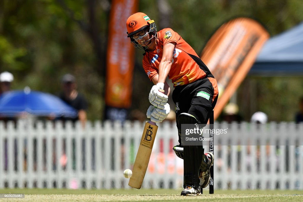 WBBL - Thunder v Scorchers