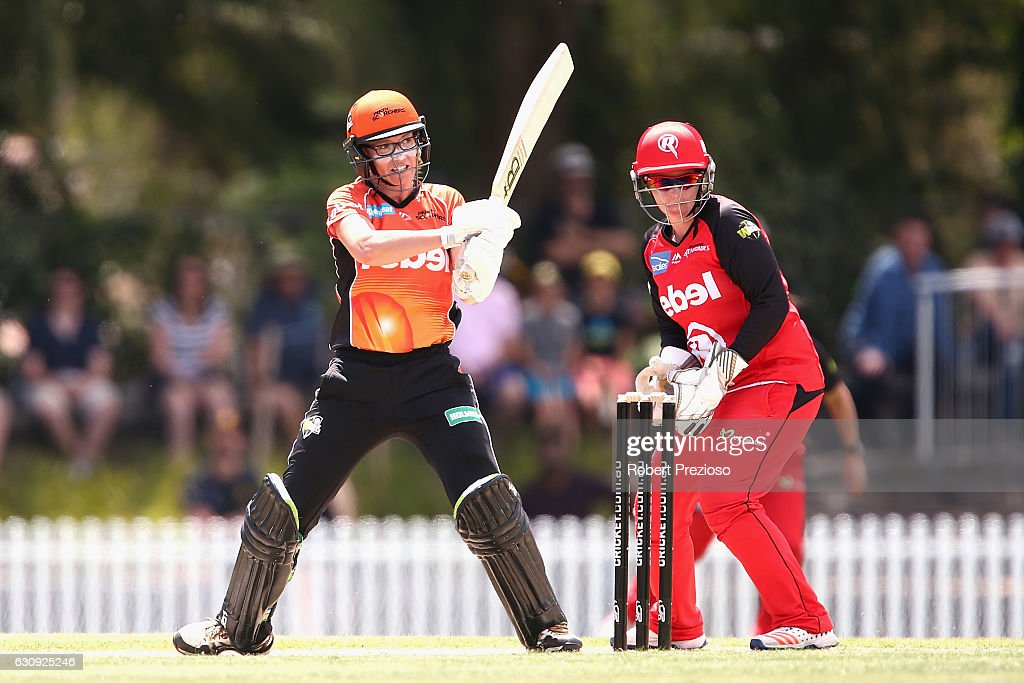 WBBL - Scorchers v Renegades