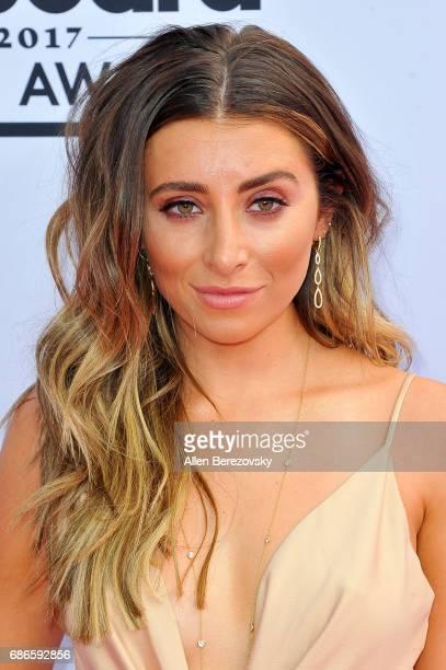 Lauren Elizabeth arrives at 2017 Billboard Music Awards at TMobile Arena on May 21 2017 in Las Vegas Nevada