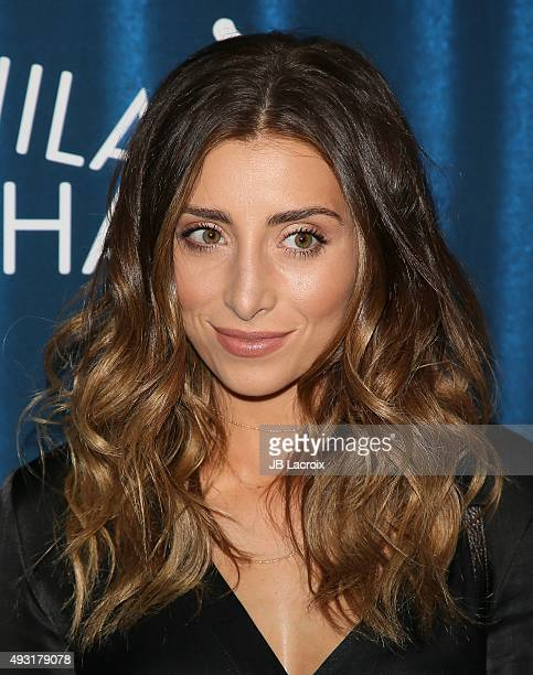 Lauren Elizabeth arrives at the James Franco's Bar Mitzvah - Hilarity For Charity's 4th Annual Variety Show at Hollywood Palladium on October 17,...