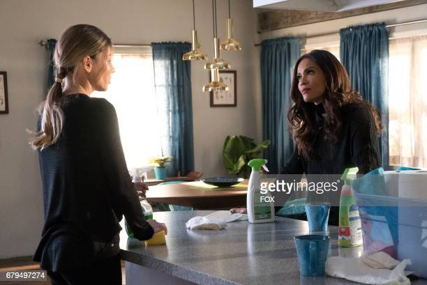 Lauren German and LesleyAnn Brandt in the Candy Morningstar spring premiere episode of LUCIFER airing Monday May 1 on FOX