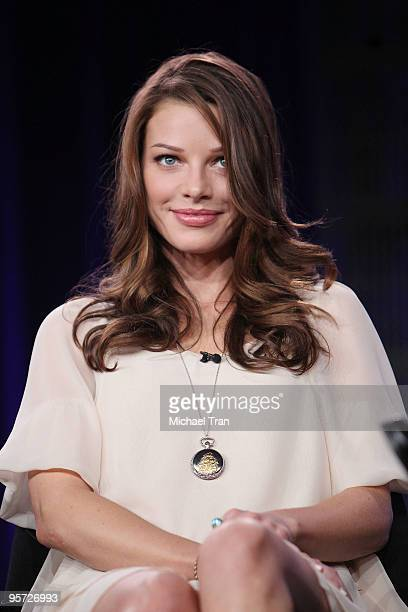 Lauren German attends the ABC and Disney Winter Press Tour held at The Langham Resort on January 12 2010 in Pasadena California