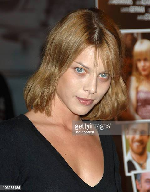 Lauren German during Standing Still Los Angeles Premiere Arrivals at Arclight Cinemas in Hollywood California United States