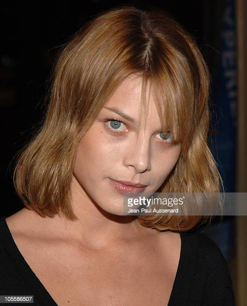 Lauren German during Standing Still Los Angeles Premiere Arrivals at Arclight Cinemas in Los Angeles California United States