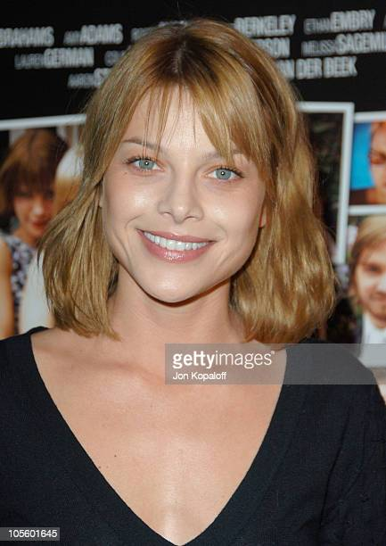 """Lauren German during """"Standing Still"""" Los Angeles Premiere - Arrivals at Arclight Cinemas in Hollywood, California, United States."""