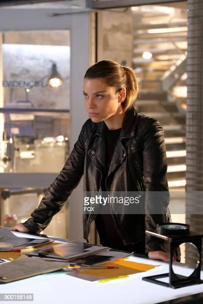 Lauren German in the Off The Record episode of LUCIFER airing Monday Nov 13  on FOX