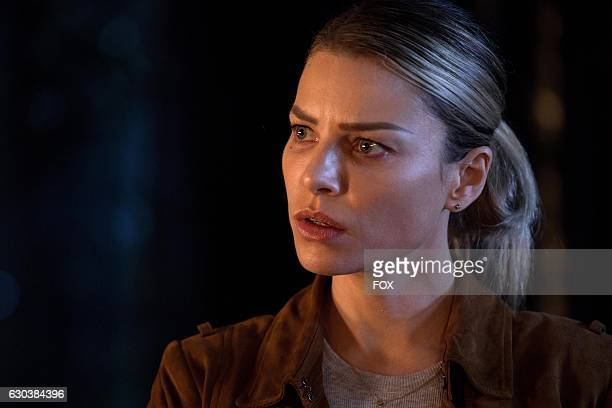 Lauren German in the Trip To Stabby Town episode of LUCIFER airing Monday Nov 14 on FOX