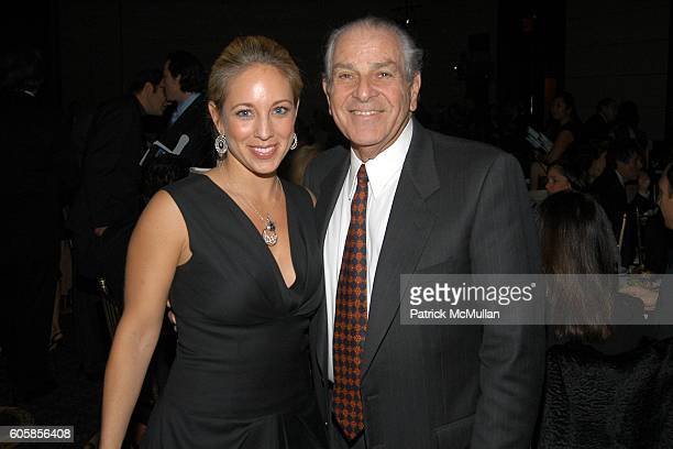 Lauren Glassberg and Dr Noel Hecht attend LIVE4LIFE Benefit Gala at Mandarin Oriental on October 16 2006 in New York City