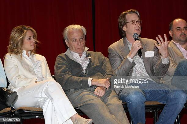 Lauren Glassberg Bill Goldman David Koepp and Joe Hall attend New Yorkers For Children Entertainment Network to Success at New York University on May...