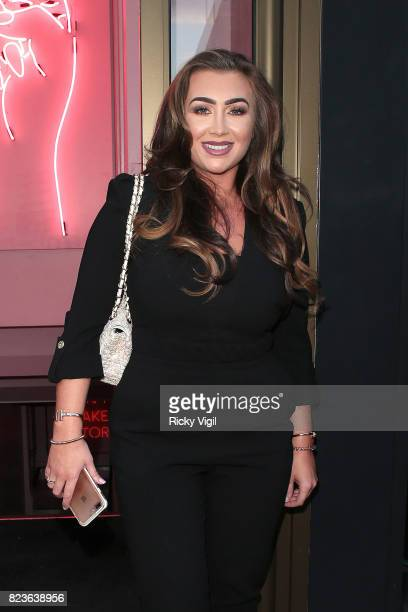 Lauren Goodger attends Ann Summers a/w 2017 launch party on July 27 2017 in London England