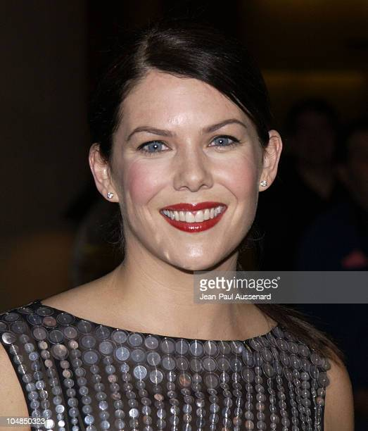 Lauren Graham during 53rd Annual ACE Eddie awards at Beverly Hilton Hotel in Beverly Hills California United States