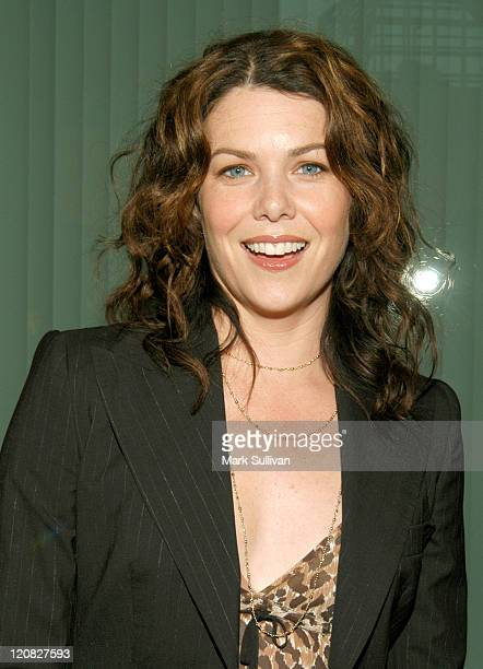"""Lauren Graham during Behind The Scenes Of """"The Gilmore Girls"""" at The Academy Of Arts And Sciences Leonard H. Goldenson Theater in North Hollywood,..."""