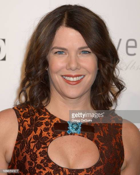 Lauren Graham during Carolina Herrera Los Angeles Boutique Opening Arrivals at Carolina Herrera in Los Angeles California United States