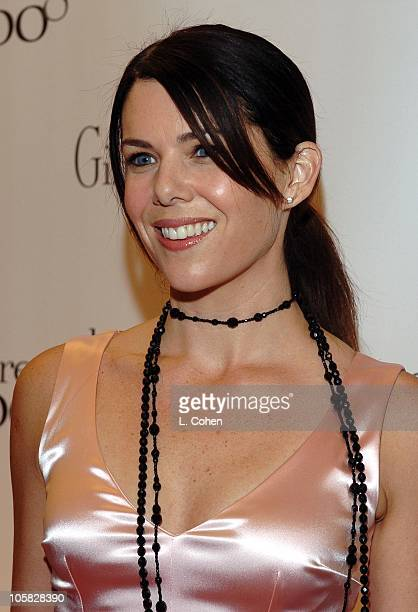 Lauren Graham during Gilmore Girls' 100th Episode Party at The Space in Santa Monica California United States