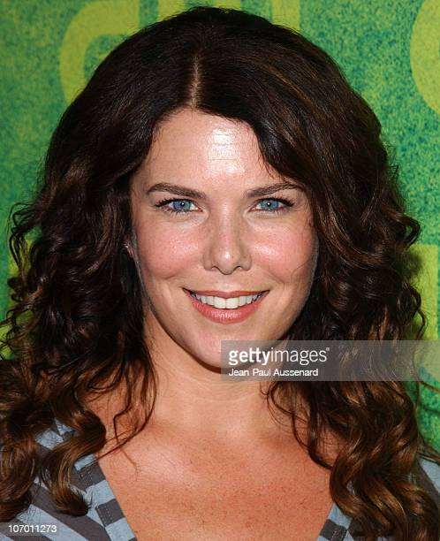 Lauren Graham during The CW Summer 2006 TCA Party Arrivals at Ritz Carlton in Pasadena California United States