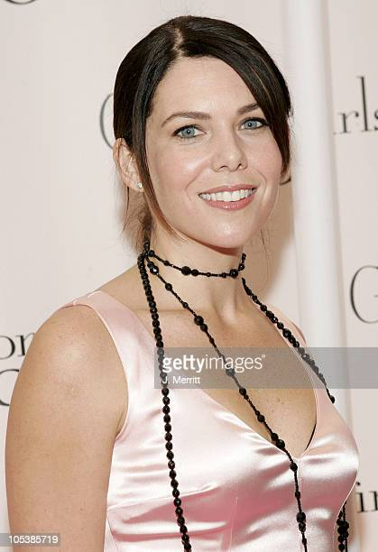 Lauren Graham during The Gilmore Girls Celebrate 100th Episode at The Space in Santa Monica California United States